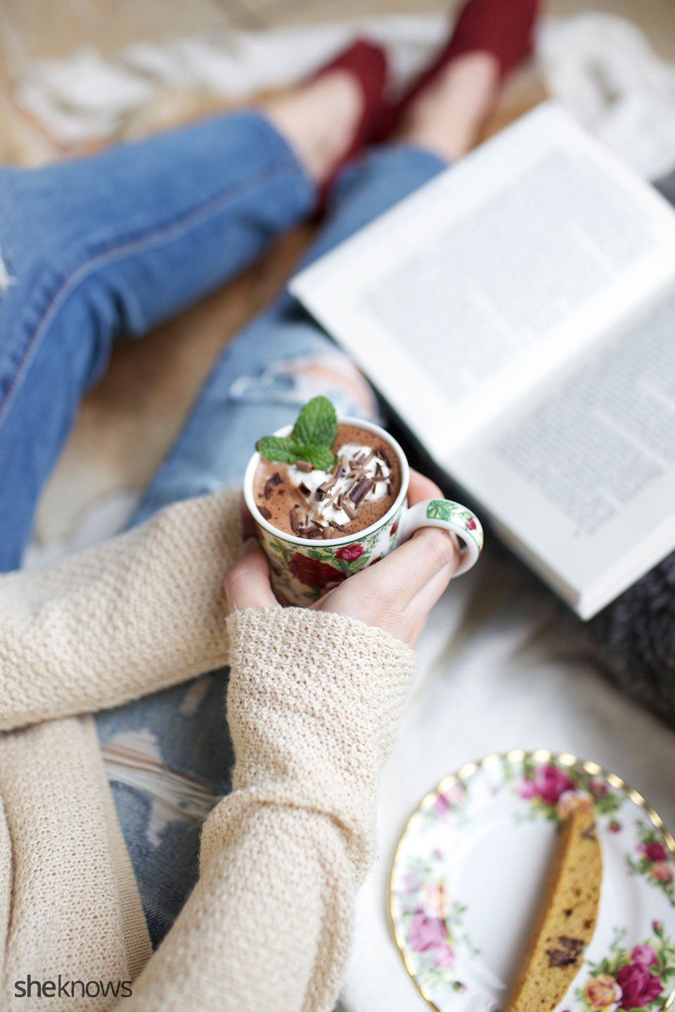 French Style Hot Chocolate 5