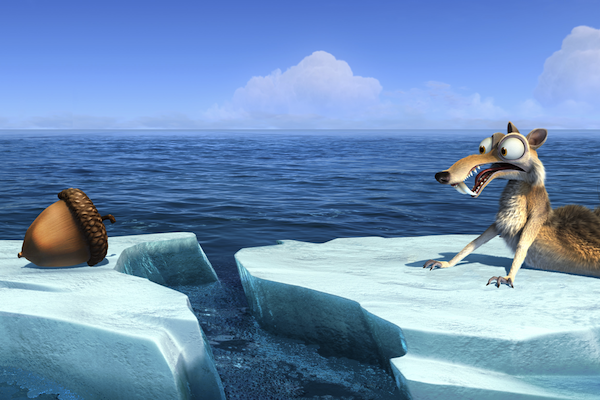 Ice Age 4 Scrat