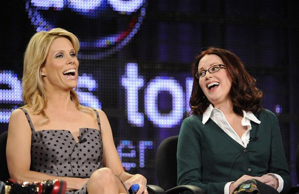 Cheryl Hines and Megan Mullally are all laughs In the Motherhood
