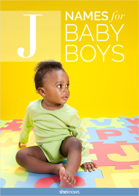 J baby boy names