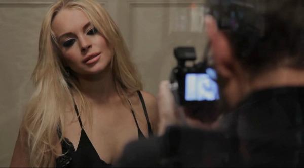 Lindsay Lohan James Franco
