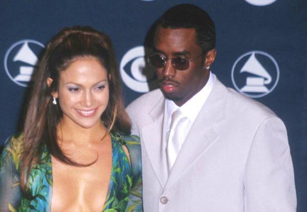 Jennifer Lopez Sean Combs