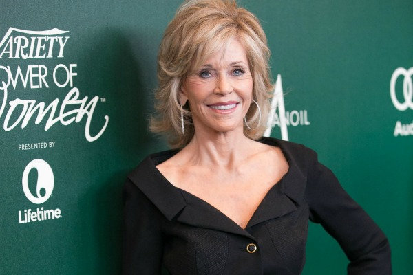 Jane Fonda opens up about her sex life