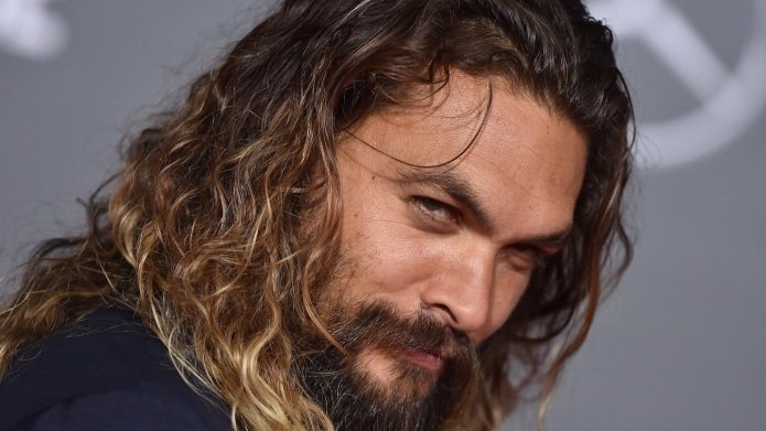 Actor Jason Momoa arrives at the