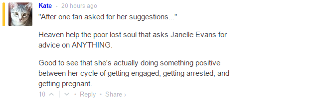 Jenelle Evans weight-loss comments