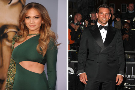 Jennifer Lopez shares a date night with Bradley Cooper