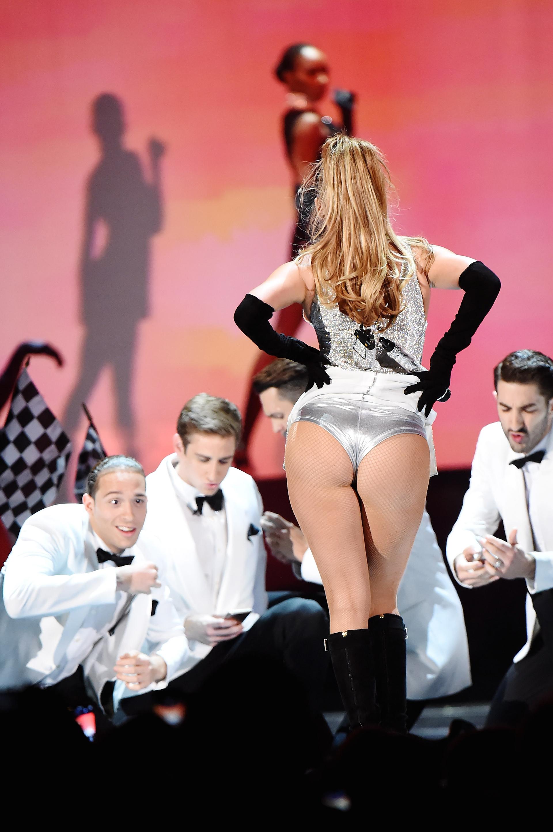 Jennifer Lopez Fashion Rocks