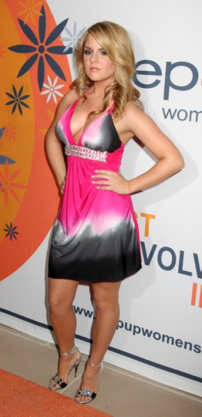 JoJo dazzles at the Step Up Women event in NYC