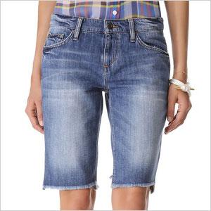 Joe's Jeans Vintage Reserve Bermuda Shorts