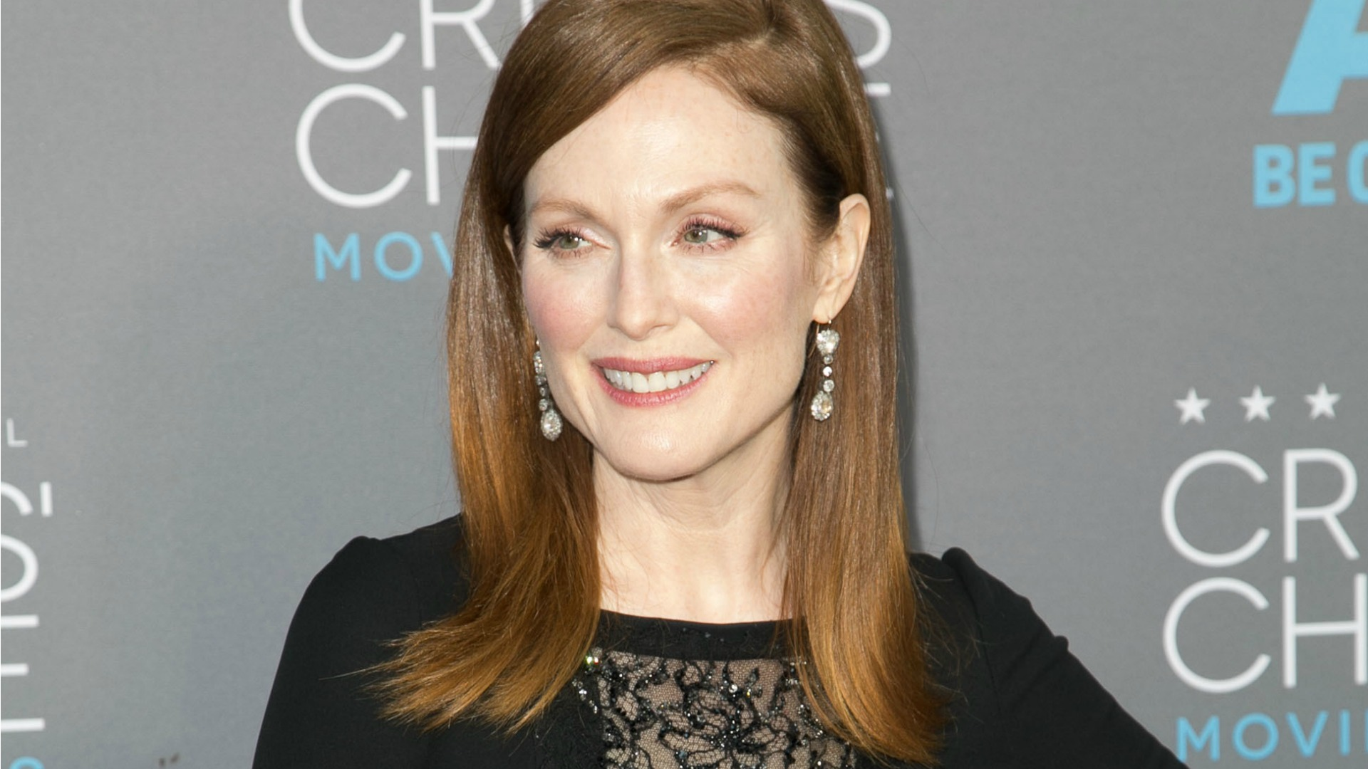 Julianne Moore at the Critics Choice Awards