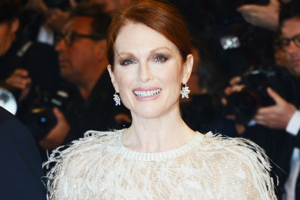 Julianne Moore and celebrities who look fabulous at 50