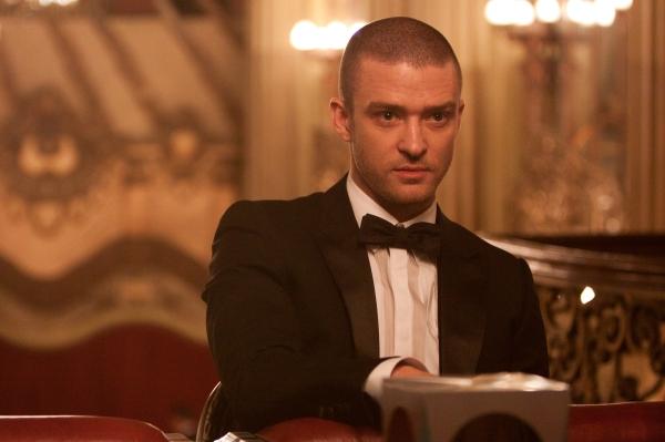 Justin Timberlake, In Time