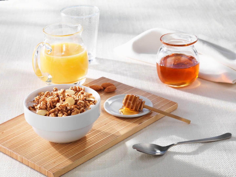 Kashi Go Lean Crunch Honey Almond Flax cereal