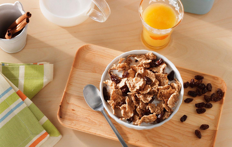 Kashi's Organic Raisin Vineyard cereal