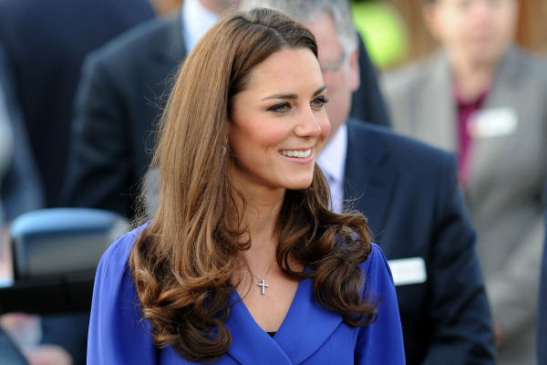 Kate Middleton takes fashion advice from the Queen