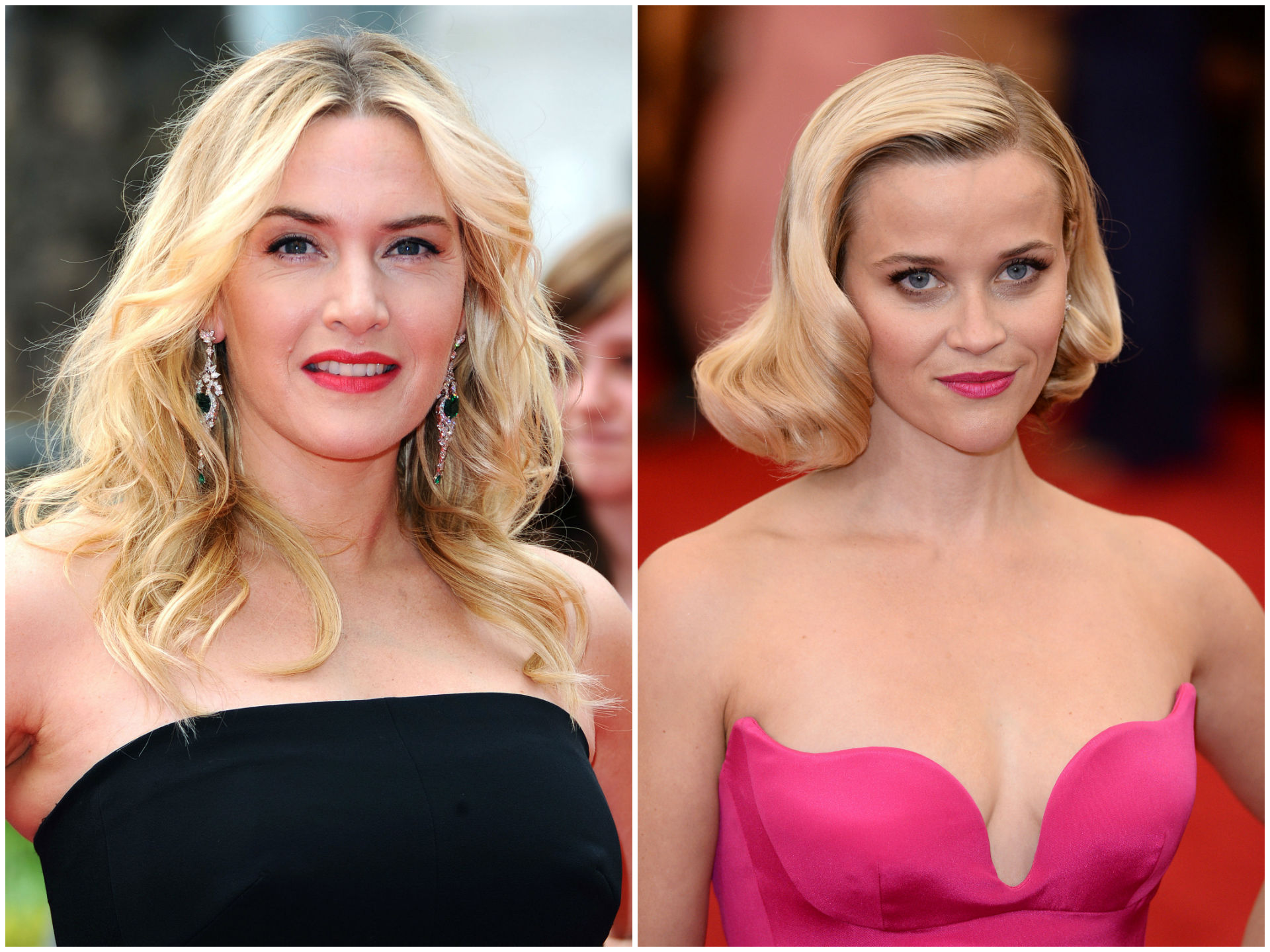 Kate Winslet & Reese Witherspoon