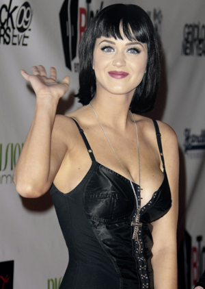 Katy Perry and Benji Madden: you heard it first