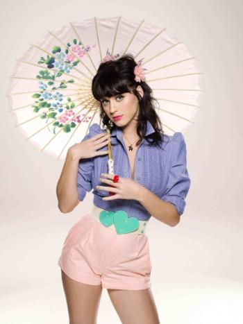 Katy Perry makes history