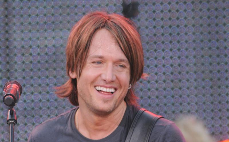 Kith Urban's hair in 2008