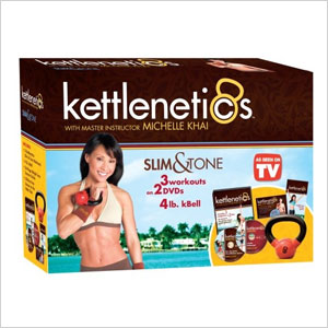 Gaiam kettlenetics kit | Sheknows.com