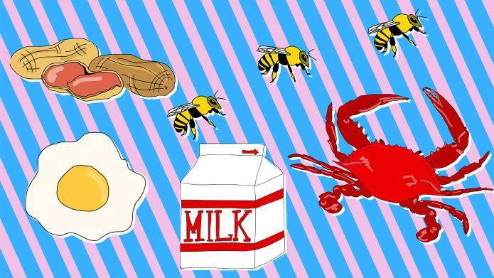 Kids Dangerous Food Allergies