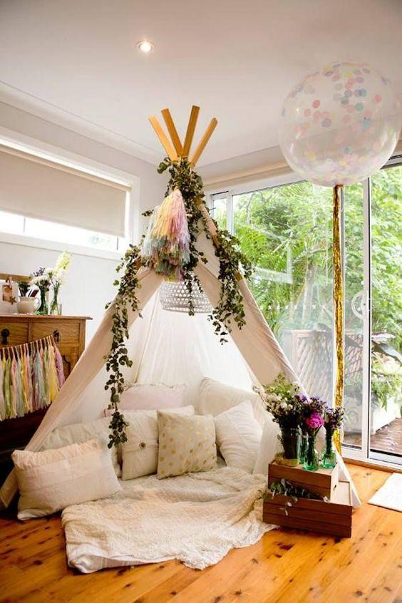 Incredible Forts to Build: Teepees