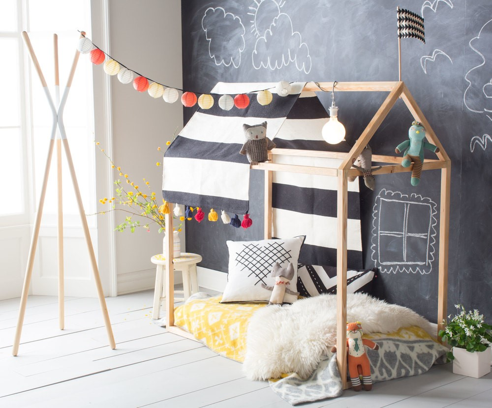 10 Incredible Forts To Build For Your Kids Wink Wink