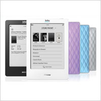 Kobo touch ereader | Sheknows.ca