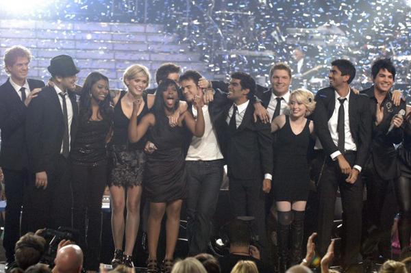 Kris Allen is your American Idol