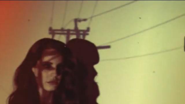 Lana Del Rey Music Video