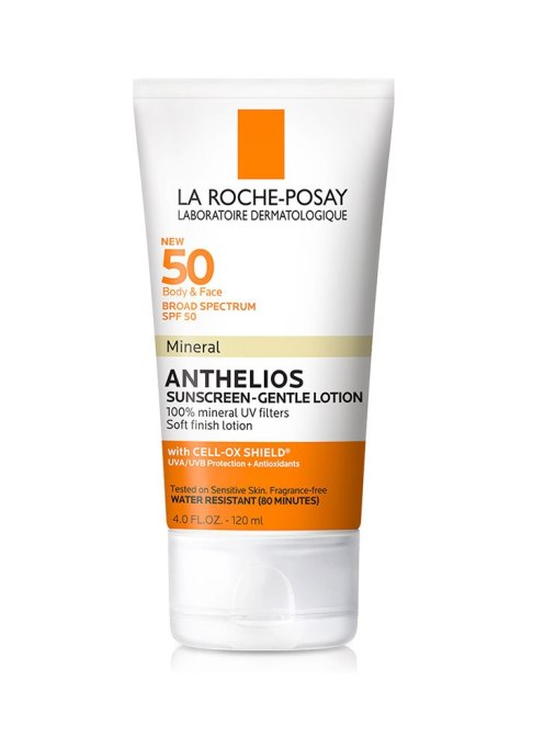 La Roche-Posay Anthelios Sunscreen-Gentle Lotion SPF 50 with Cell-Ox Shield