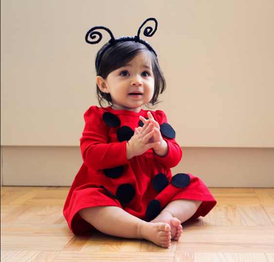 DIY Kids Costume Tips: Ladybug