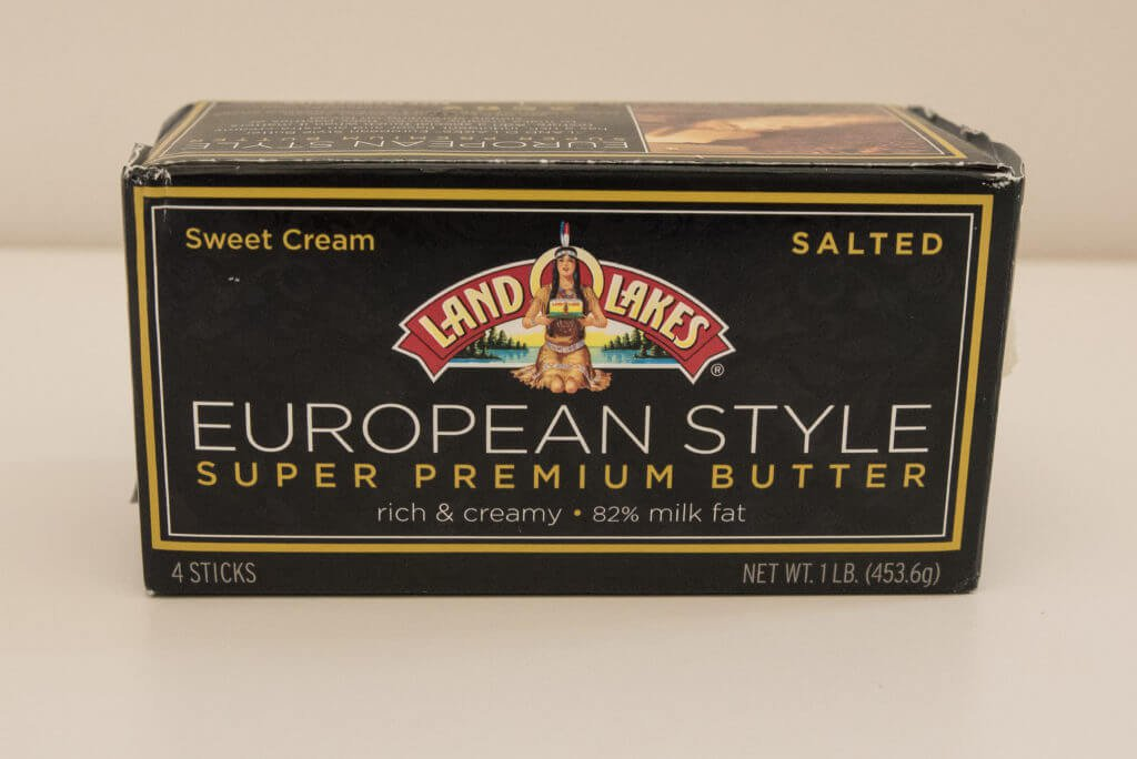 Finding the Best Butter: Best Premium Butter, Land O'Lakes European Style