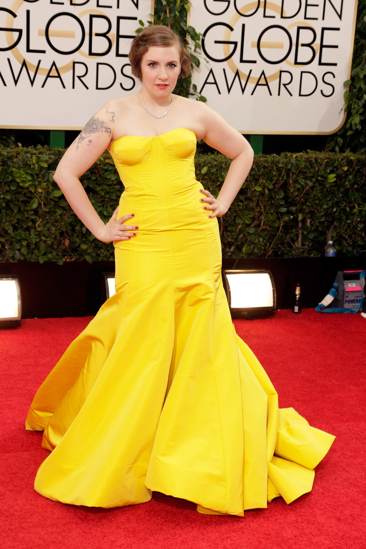 Lena Dunham: Sunny style