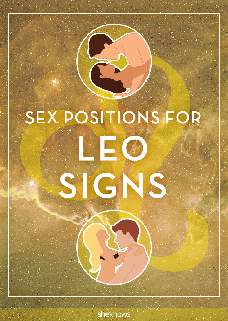 leo sex positions
