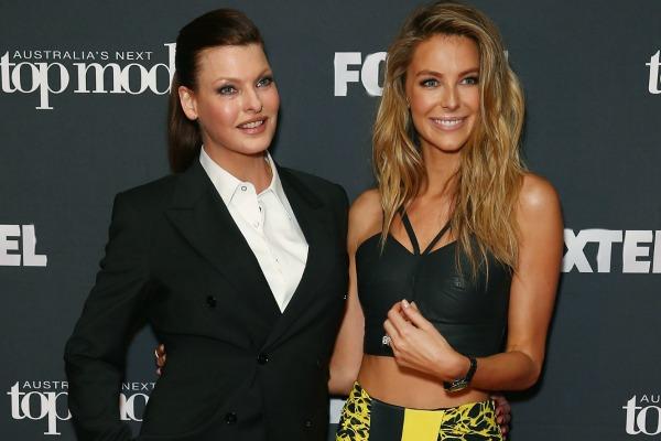 Linda Evangelista is joining the Australia's Next Top Model team