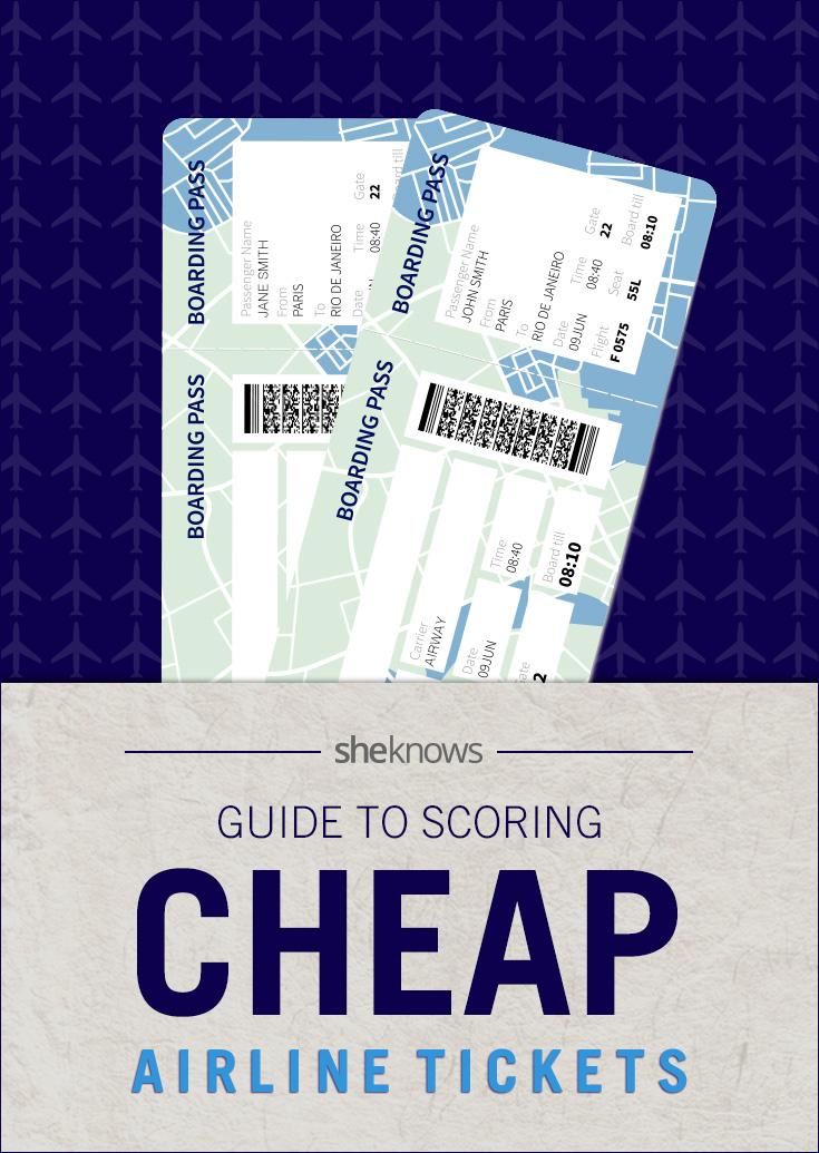 How to score cheap airfare