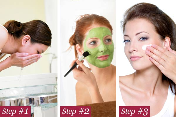 Beauty tips for your face