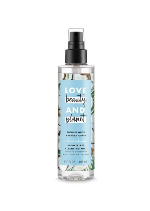 Love Beauty and Planet Cleansing Body Mist