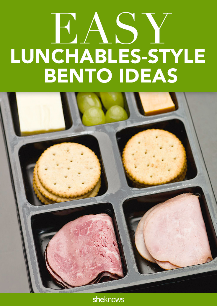 lunchables lunch ideas