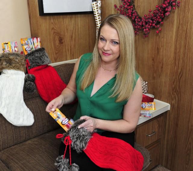 Melissa Joan Hart for Arm & Hammer Spinbrush