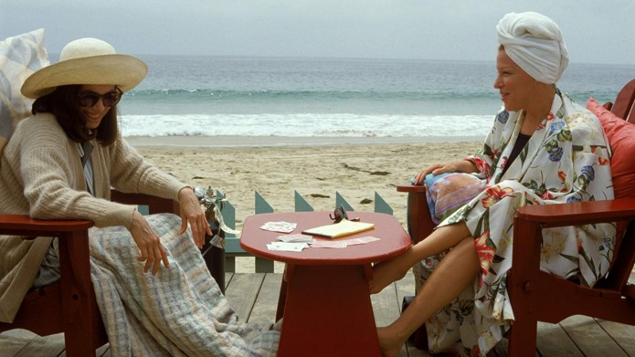 Still of Barbara Hershey and Bette