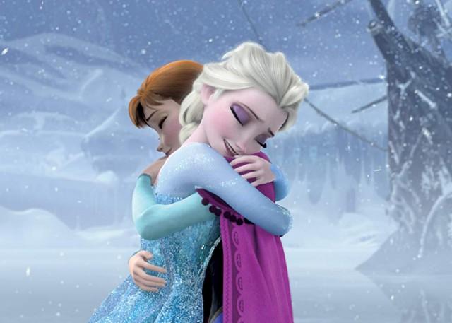 Still from 'Frozen'