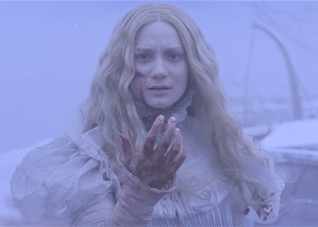 Non-Holiday Winter Movies to Watch Right Now: 'Crimson Peak'