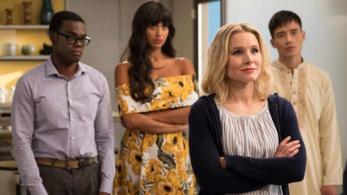 Still from The Good Place Season