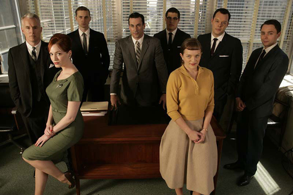 Mad Men captures its era