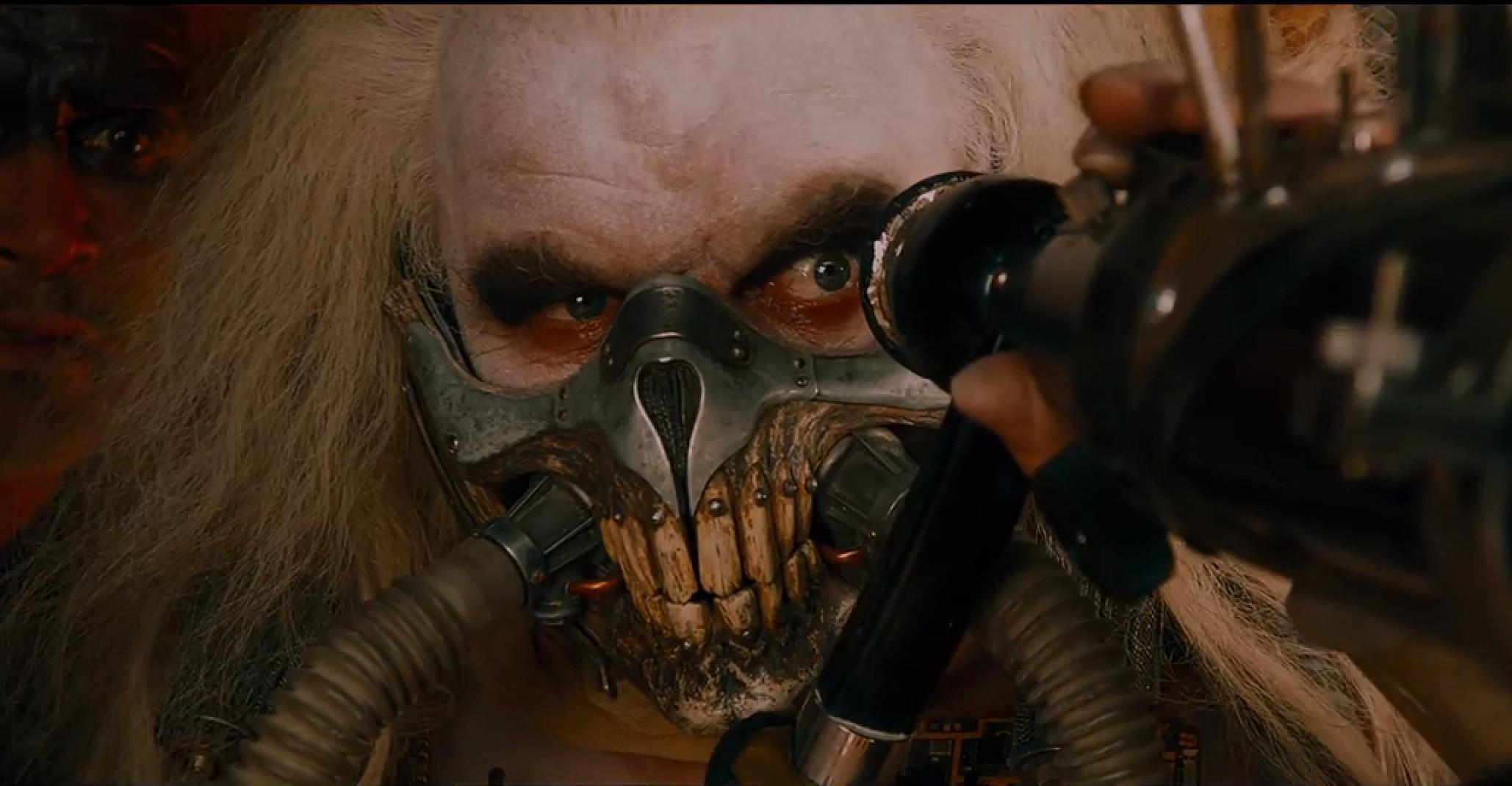 Mad Max Skeleton man