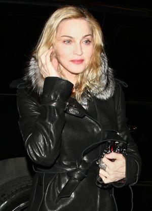 Madonna is at it again adopting
