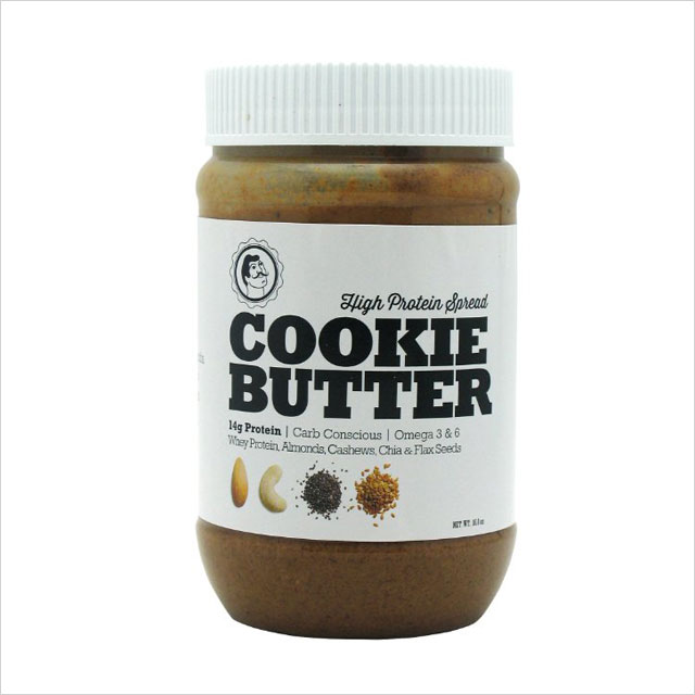 Manbake Protein Cookie Butter
