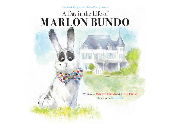 A Day in the Life of Marlon Bundo - Best Kids Books 2018